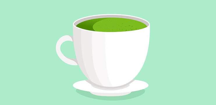 Chá Verde para Emagrecimento